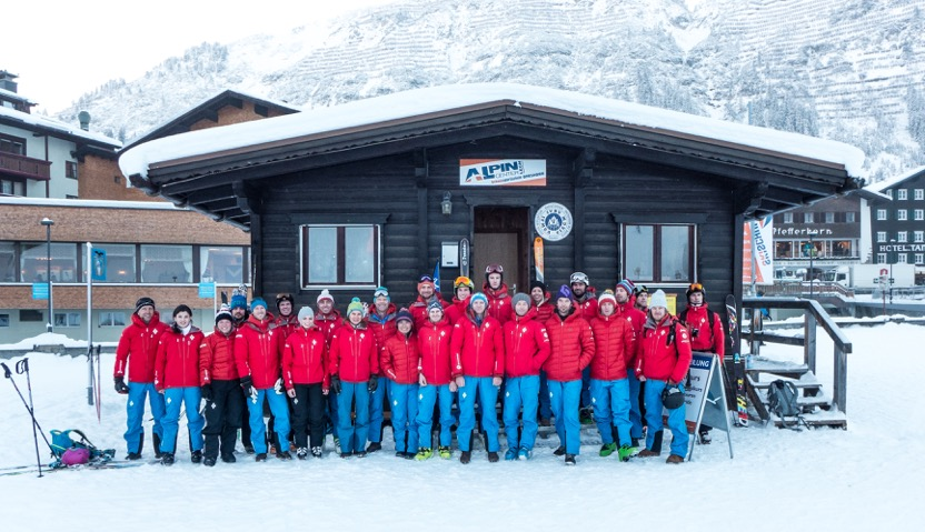 Skischule Omeshorn Alpincenter Lech Team
